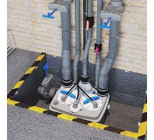 Сололифт станция канализационная SFA Sanicubic 2 Pro NM
