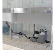 Сололіфт каналізаційна станція SFA Sanicom 1