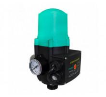 Контроллер давления электронный Shimge PS-01A с манометром