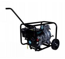 Мотопомпа 6.5л.с.Hmax 28м Qmax 50м³ / ч (4-х тактний) для брудної води AQUATICA (772537)