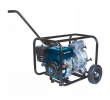 Мотопомпа 7.5л.с.Hmax 26м Qmax 60м³ / ч (4-х тактний) для брудної води WETRON (772557)