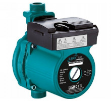 """Насос для підвищення тиску 123Вт Hmax 9м Qmax 25л/хв ؾ """"160мм + гайки ؽ"""" Leo 3.0 (774741)"""