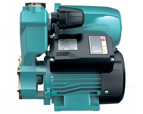 Насосна станція водопостачання 0.6кВт Hmax 50м Qmax 43Л/хв (вихровий насос) 1л + рег тиску Leo 3.0 (776151)