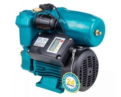 Насосная станция водоснабжения 0.37кВт Hmax 40м Qmax 39л/мин (вихревой насос) 1л + рег давления Leo 3.0 (776150)