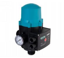 "Контролер тиску електронний 1.1кВт Ø1 ""авт пошук води + рег тиску вкл 1.5-3.0 bar Aquatica (779534)"