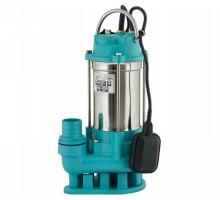 Насос канализационный 1.1кВт Hmax 18м Qmax 350л/мин (нерж) Aquatica (773423)