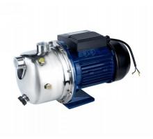 Насос центробежный самовсасывающий 0.75кВт Hmax 42м Qmax 50л/мин нерж Wetron (775052)
