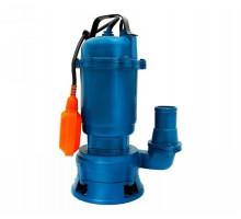 Насос каналізаційний 1.1кВт Hmax 10м Qmax 200л/хв Wetron (773401)