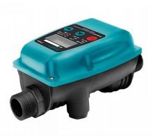 """Контролер тиску електронний 1.1кВт Ø1 """"з регулюванням тиску включення/відключення Aquatica (779546)"""
