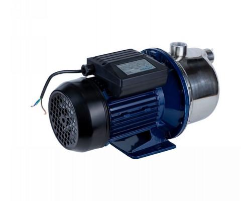 Насос відцентровий самовсмоктуючий 1.1кВт Hmax 50м Qmax 60л/хв нерж Wetron (775054)