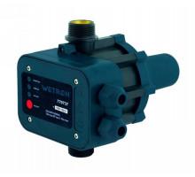 Контролер тиску електронний 1.1кВт Ø1 рег тиску вкл Wetron (779737)