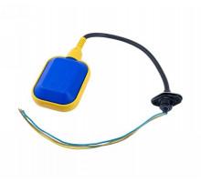 Вимикач поплавковий для дренажних насосів (3 × 0,75мм² × 0,5 м) Aquatica (773320003)