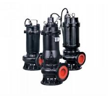 Насос канализационный 380В 1.1кВт Hmax 15м Qmax 550л/мин Leo 3.0 65WQ15-10-1.1F (7738323)