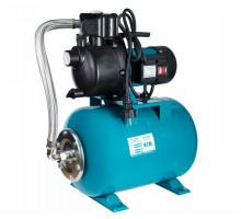 Насосная станция 0.6кВт Hmax 35м Qmax 50л/мин пластик (самовсасывающий насос) 24л Украина Aquatica - LEO (775306)