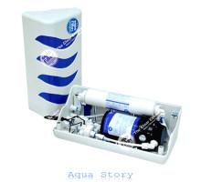 Насос в корпусі для підвищення тиску Aquafilter AFXPOMP-4
