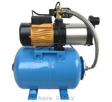 Насосная станция Optima MH-N1100-24 1,1 кВт многоступенчастая нержавеющие колеса на ГРЕБЕНКЕ
