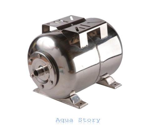 Гидроаккумулятор 50 л CRISTAL 10bar нержавейка