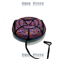 Санки надувні Тюбінг 100 см (Енгрібердс)