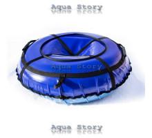 Санки надувные Тюбинг 100 см (Синий )