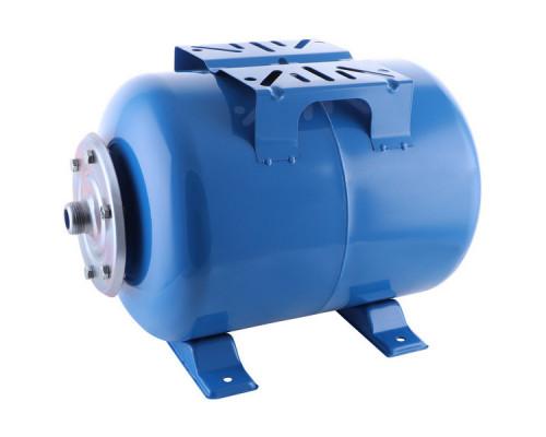 Vodomet Гидроаккумулятор горизонтальный 24л (сталь) (VO4001)
