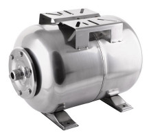Гидроаккумулятор Vodomet горизонтальний 24л (нержавейка) (VO0026)