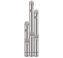 Насосы+ Скважинный насос 100SWS 6-63-1,5 (муфта, кабель 2м)